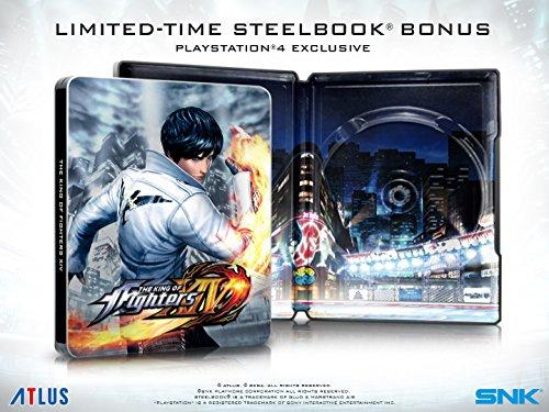 The King of Fighters XIV: SteelBook Launch Edition - PlayStation 4