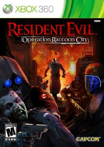 Resident Evil: Operation Raccoon City - Xbox 360