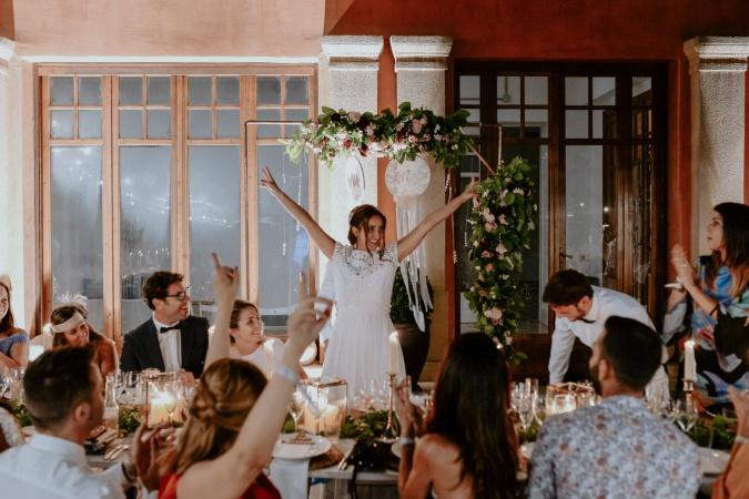 the wedding festival una boda boho indie