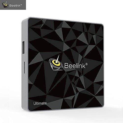 Beelink GT1 Ultimate Android 7.1 TV Box DDR4 3GB eMMC 32GB Amlogic 912 cta Core Bluetooth 4.0 Double WIFI 2.4G...