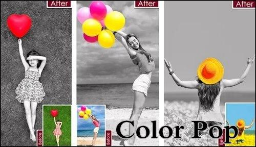Color Pop opciones creativas Instagram