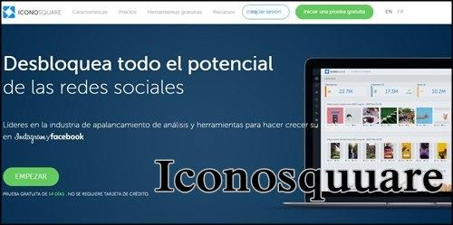 Iconosquare gestion de redes sociales