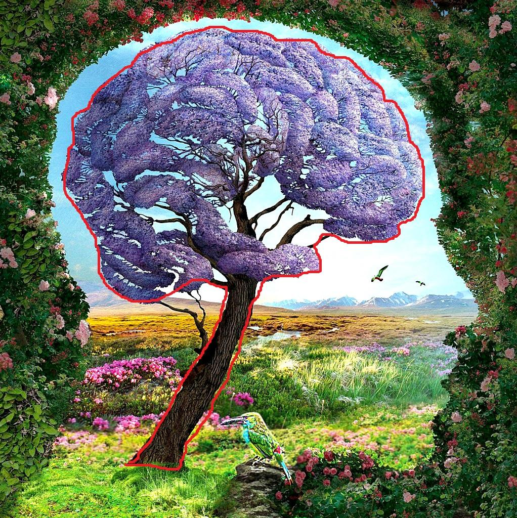 Brain-and-Tree