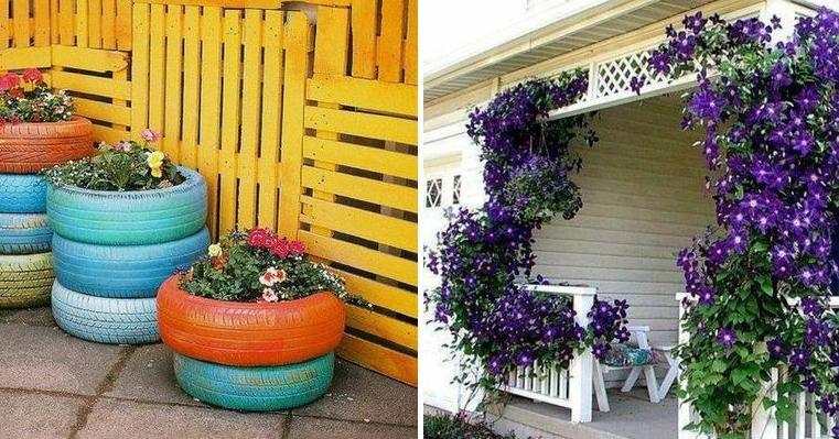 Ideas preciosas para conseguir un jardín impresionante