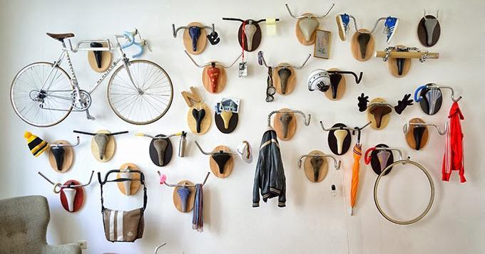 Geniales ideas para reciclar tu vieja bicicleta