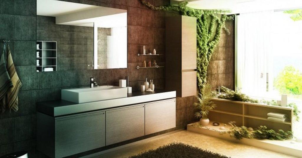 Plantas de interior ideales para el baño de tus sueños