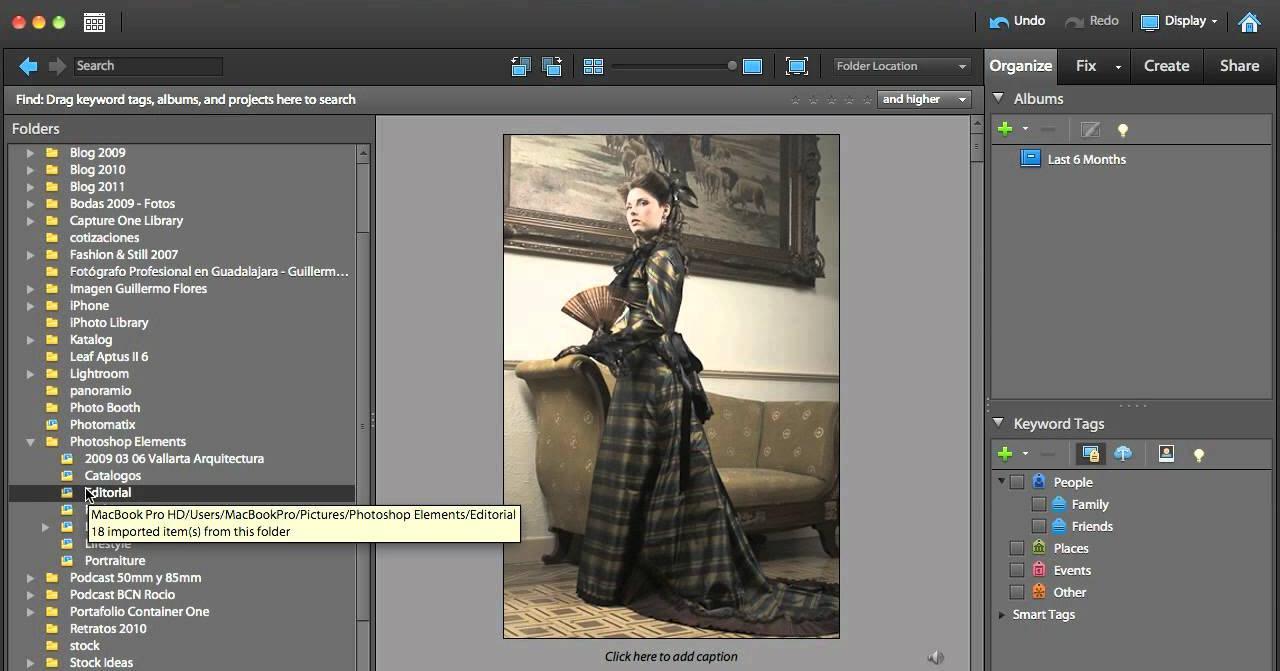Aprende fácilmente los retoques digitales más básicos y útiles para tus fotos