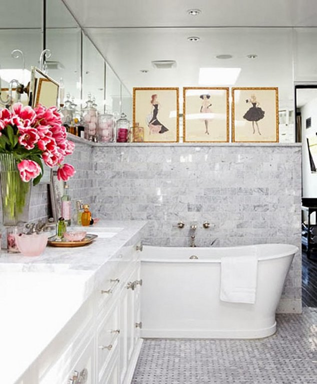 Inspiración para baños, imágenes