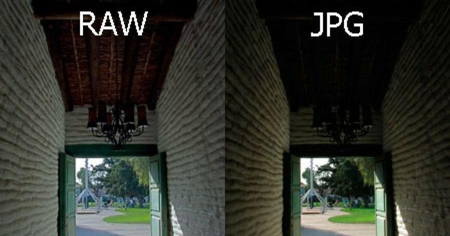 Todo lo que necesitas saber del formato RAW