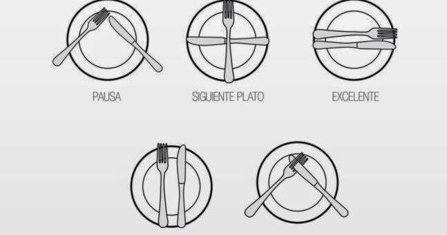 Cómo colocar cada cosa en la mesa: sencillas nociones de protocolo