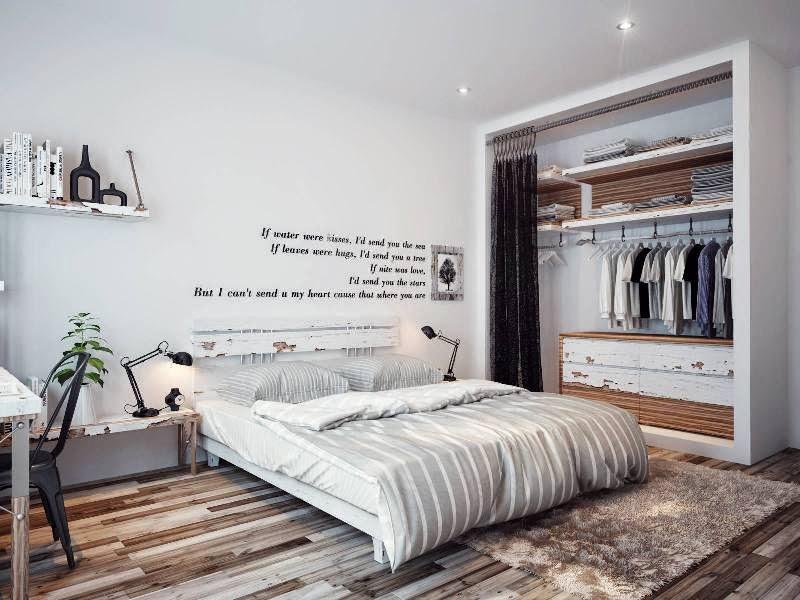 5 ideas para dormitorios modernos y con mucho encanto