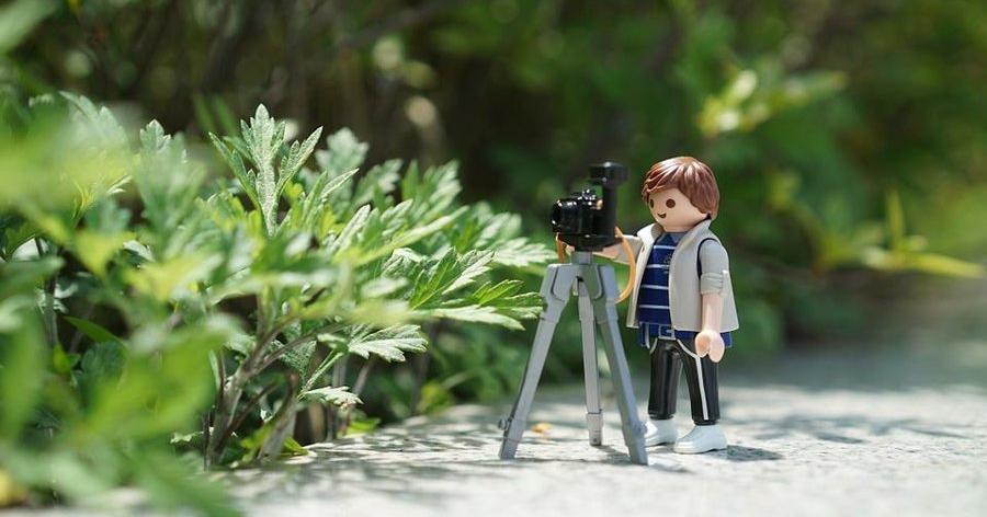 Pautas elementales para mejorar como fotógrafo