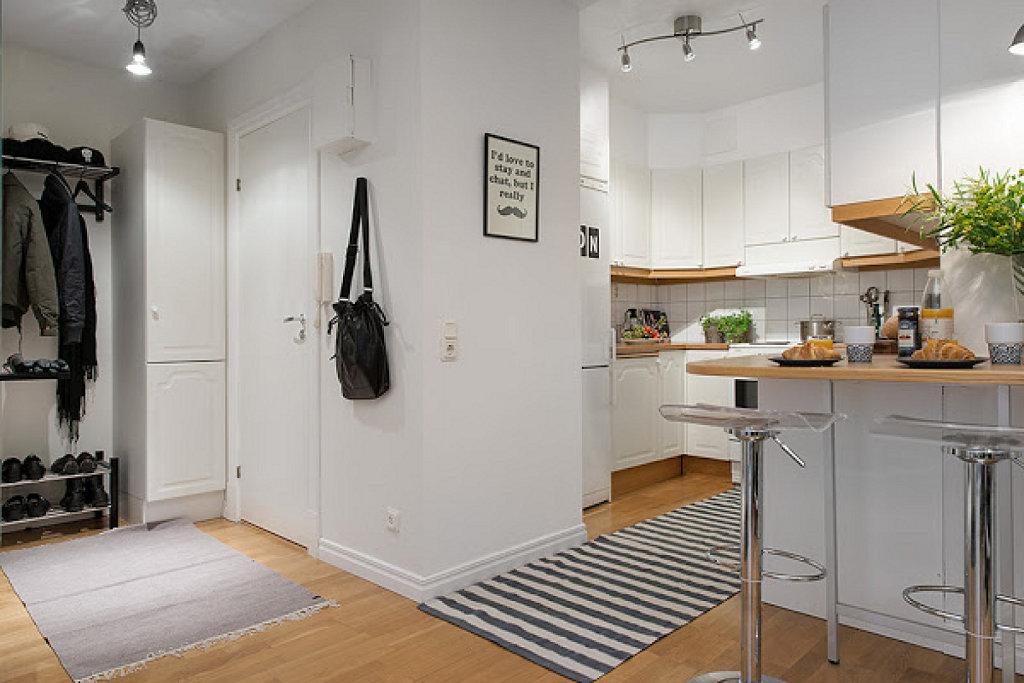 10 ideas para una casa de menos de 40 metros cuadrados for Ideas para departamentos chicos