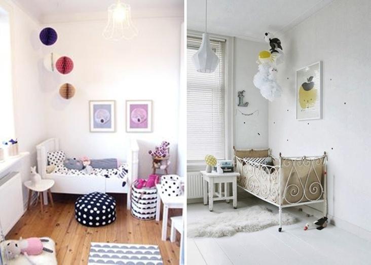 30 imágenes de dormitorios infantiles