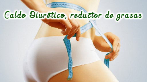 Caldo de apio diurético: potente reductor de grasas