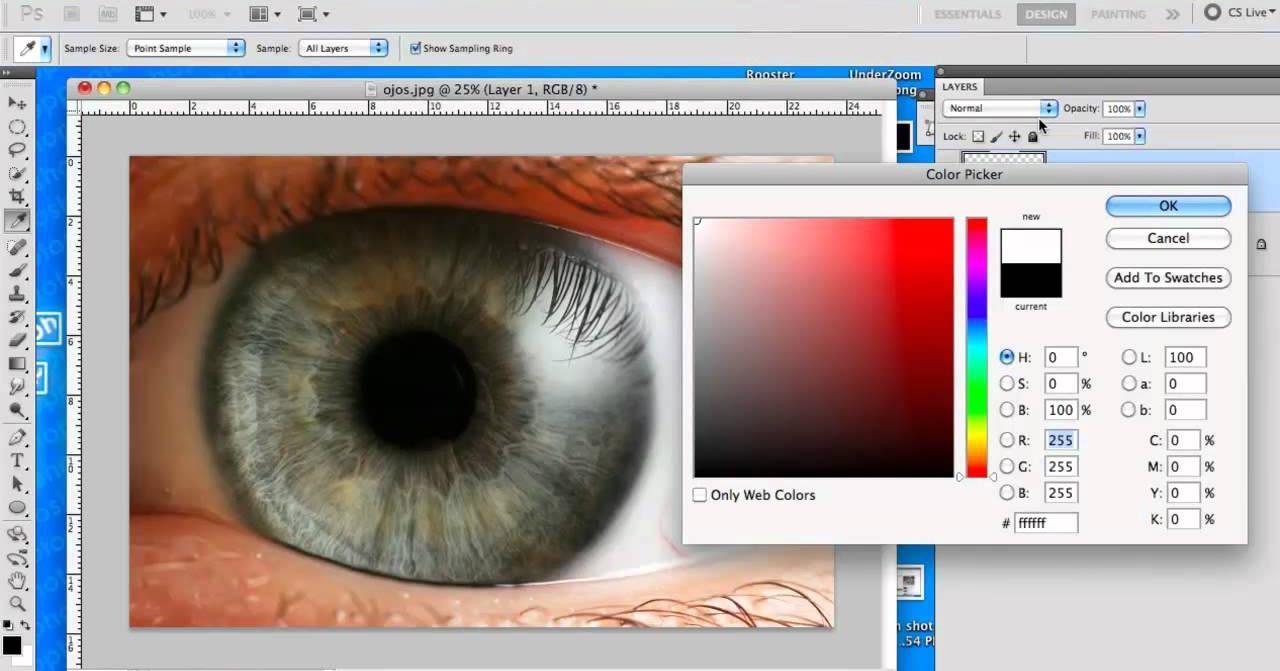 Aprende a resaltar tus ojos en cualquier foto