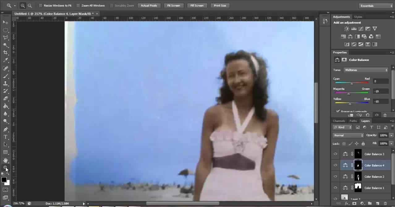 Los trucos de los profesionales para colorear fotos