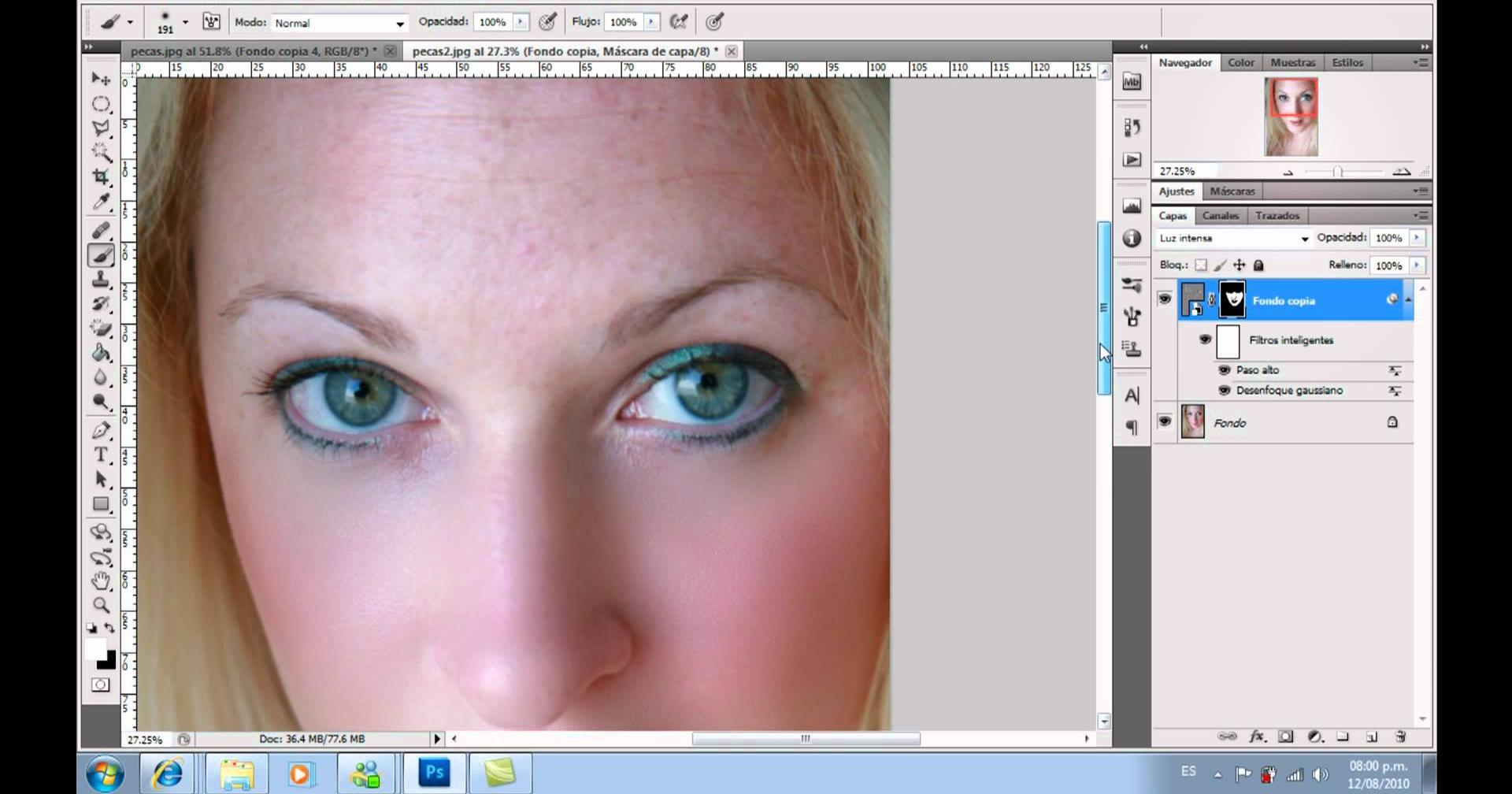4 recursos rápidos para mejorar tu piel digitalmente