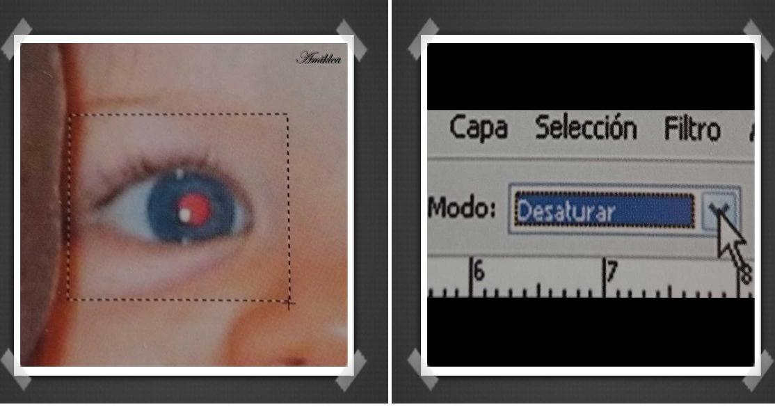 Trucos para eliminar los ojos rojos de tus fotografías