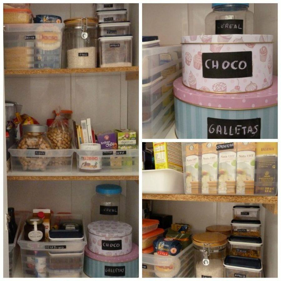 13 ideas para poner orden en tu hogar decoraci n - Ideas para el hogar ...