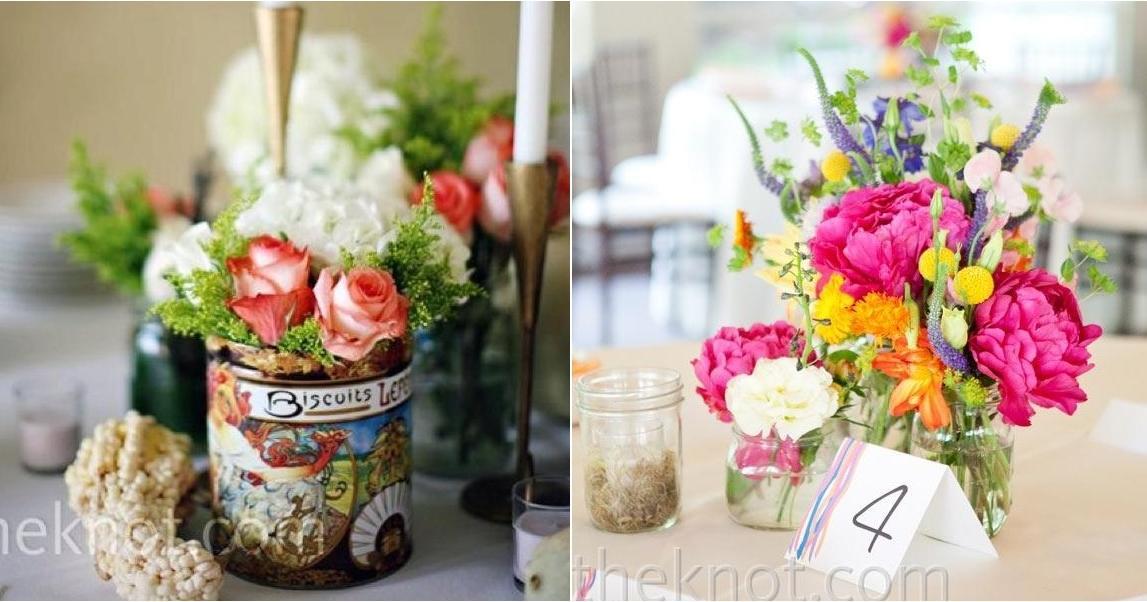 centros de mesa originales para boda facilisimocom