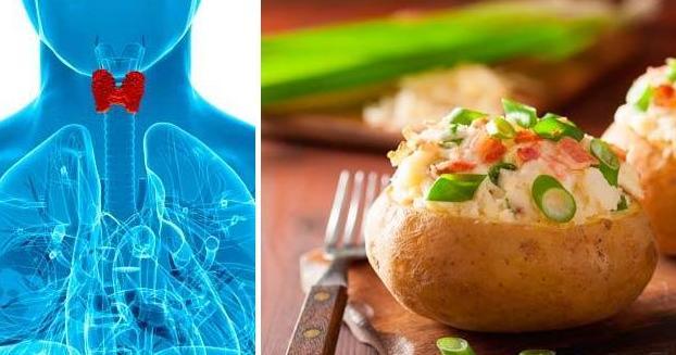 Los alimentos más ricos en yodo para la glándula tiroides