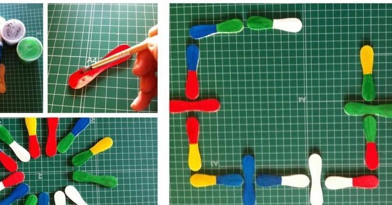 Jugando y reciclando: Vamos a elaborar un dominó