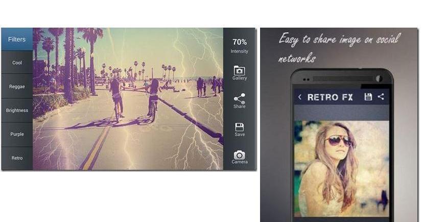 5 Aplicaciones Android para tus fotografias