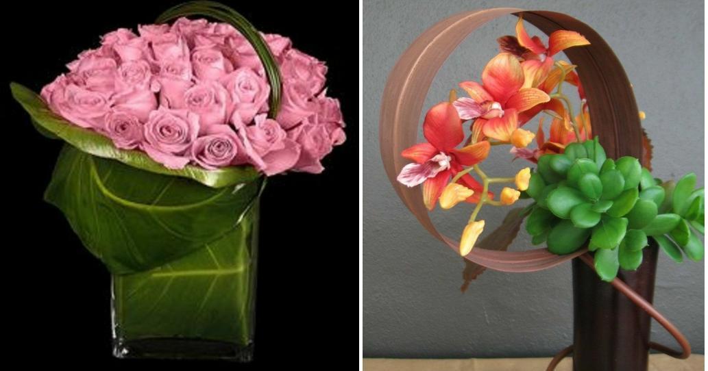 Como Hacer Un Arreglo Floral Facilisimocom