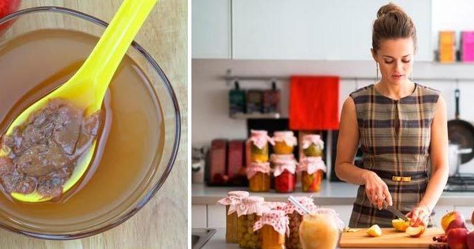 Receta para elaborar vinagre de sidra de manzana en casa y usarlo de remedio casero