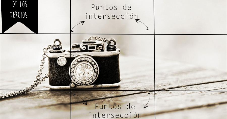 La regla de los tercios, tutorial sencillo de fotografía