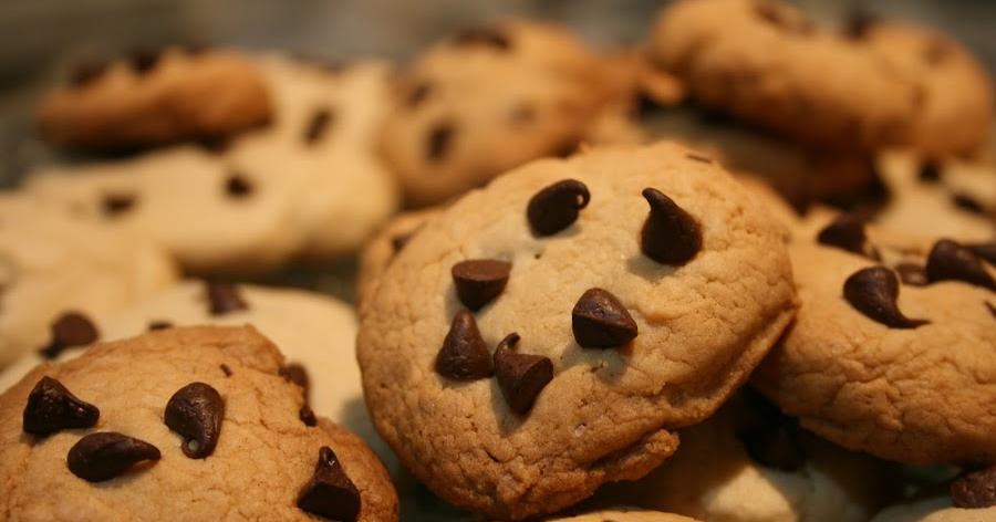 Hoy hacemos: galletas de mantequilla con chocolate (Butter Cookies)