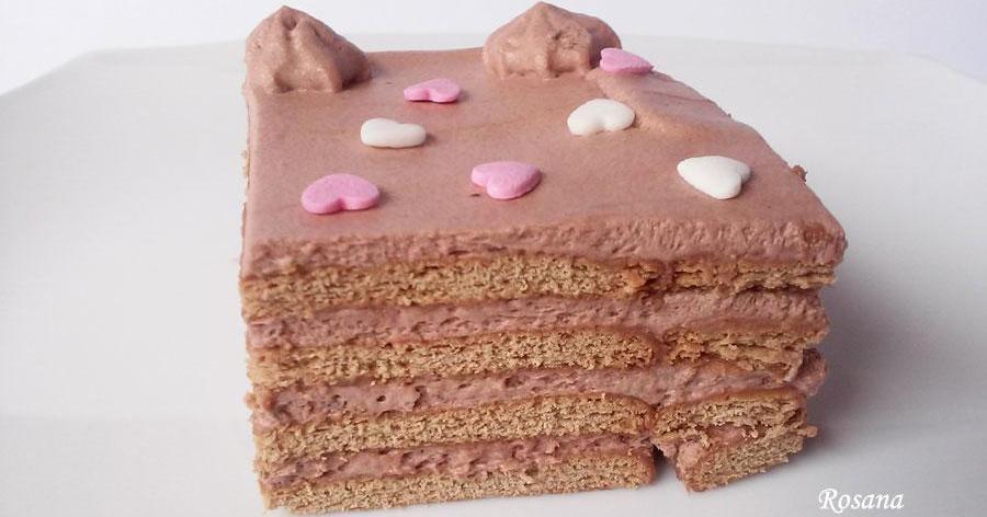 La tarta que todos querríamos probar: trufas y galletas