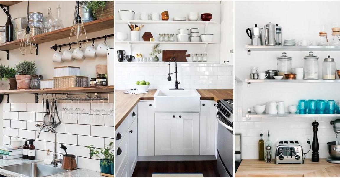 En la cocina, cada cosa tiene su lugar
