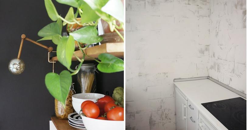 Renovar la cocina sin obras: cómo tapar azulejos paso a paso