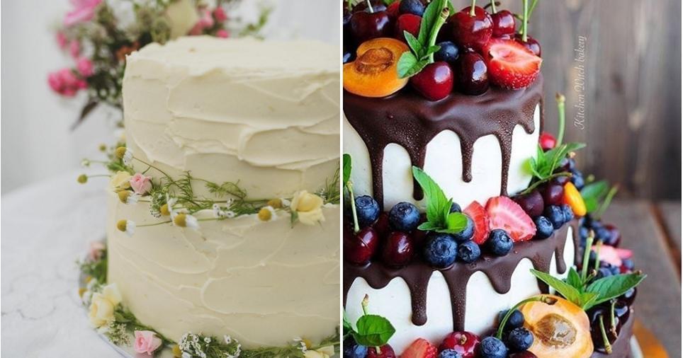 tartas de bodas de ensueo no sabrs decidirte