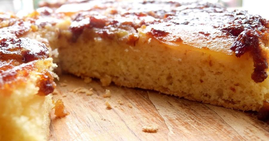 Torta invertida súper fácil