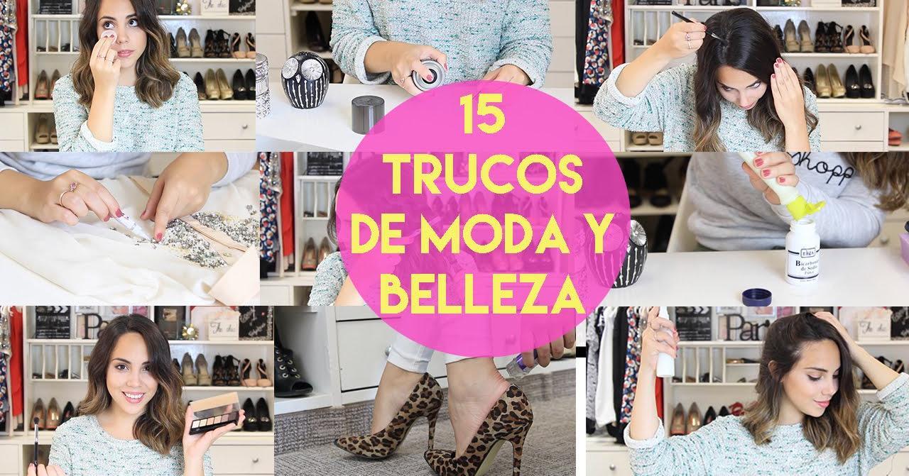 15 trucos infalibles de moda y belleza para estar perfecta, ¡impresionante!