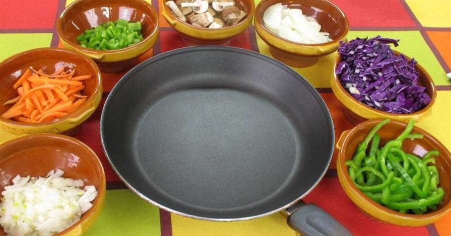 Trucos para hacer un salteado de verduras