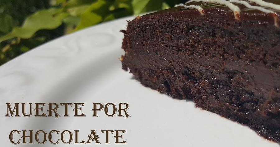 Muerte por chocolate, ¡una tarta con la que triunfarás!