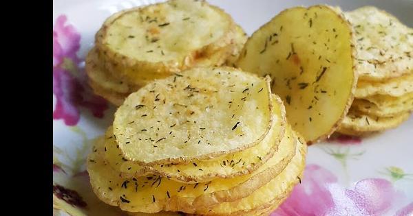 Cómo hacer patatas al microondas