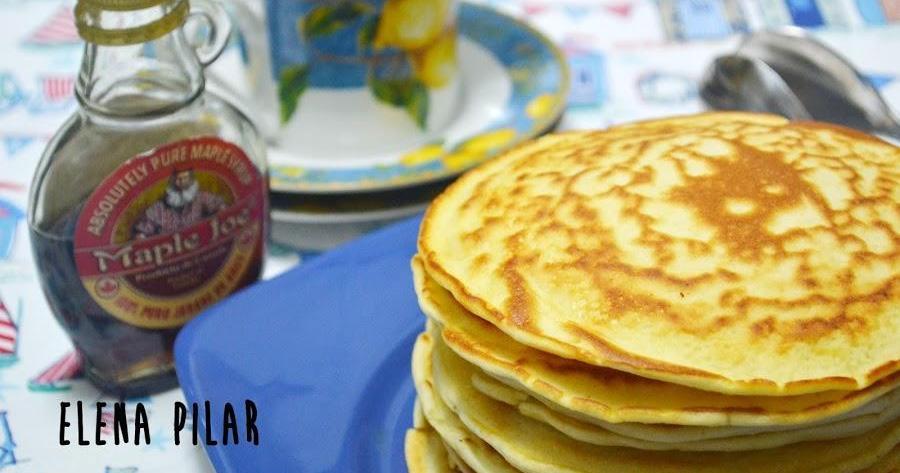 Pancakes hiper-mega fáciles