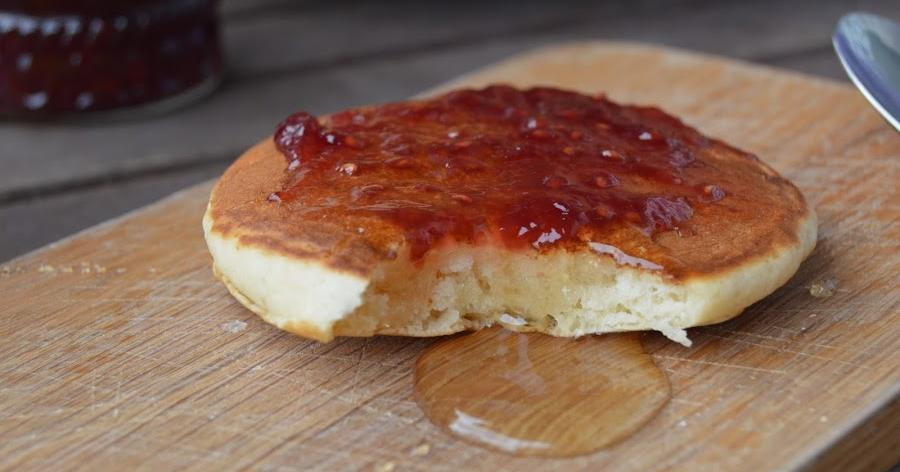 Tortitas escocesas, ¡la merienda perfecta!