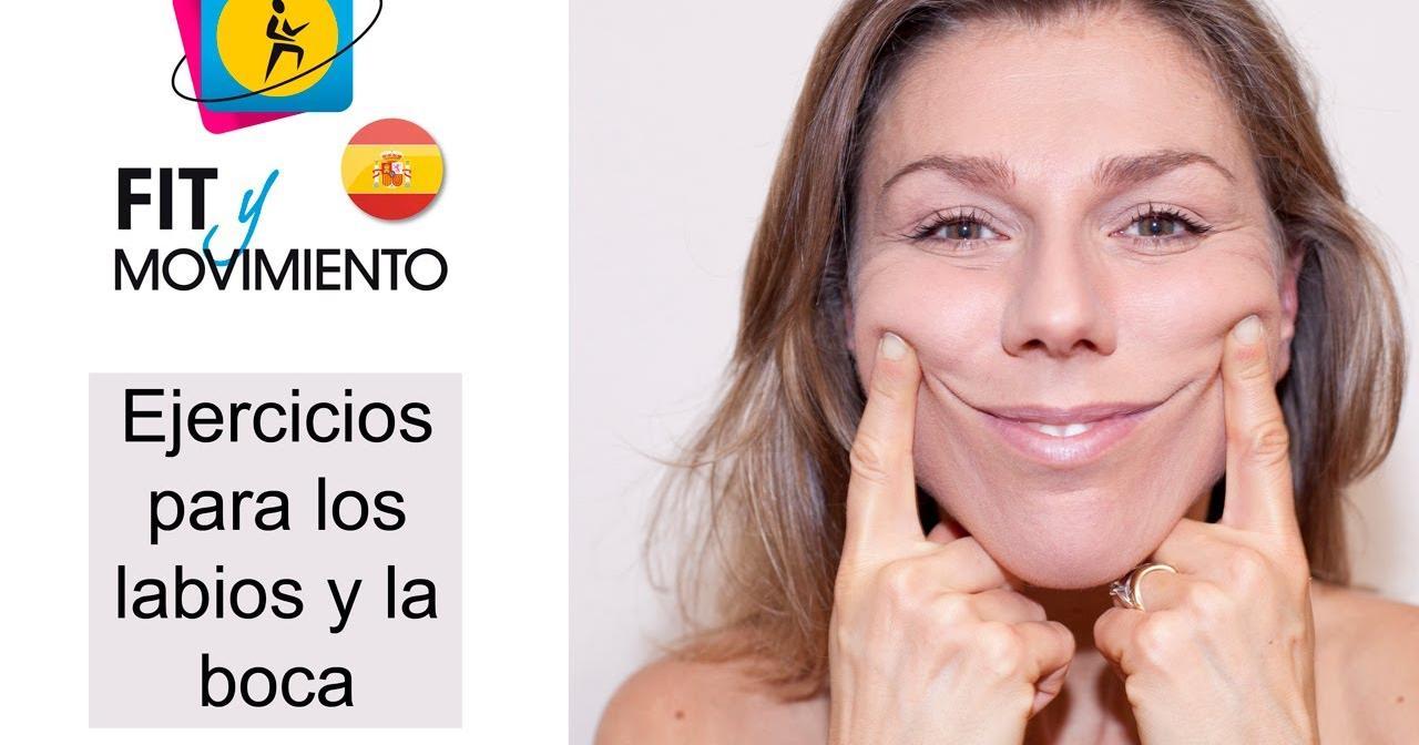 10 ejercicios para rejuvenecer tu rostro, ¡no esperes más!