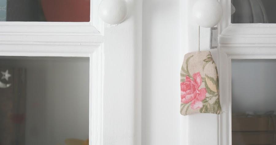 Aprovecha restos de tela para aromatizar tu hogar