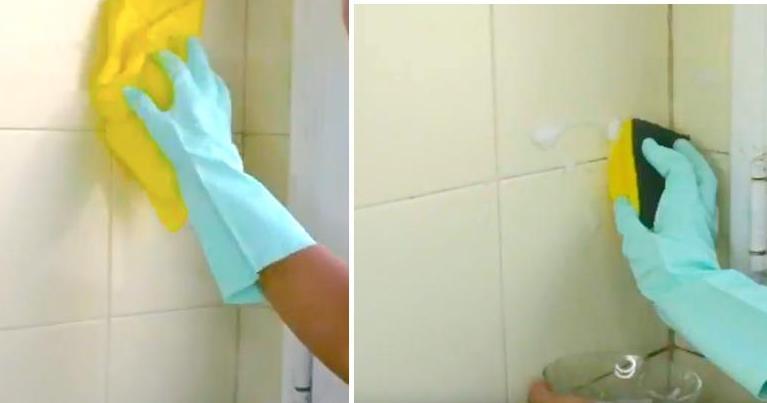Cómo eliminar manchas de moho