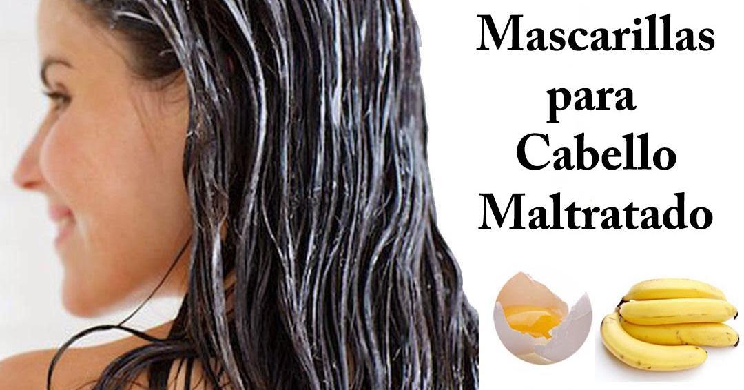 Tratamiento natural para el cabello partido