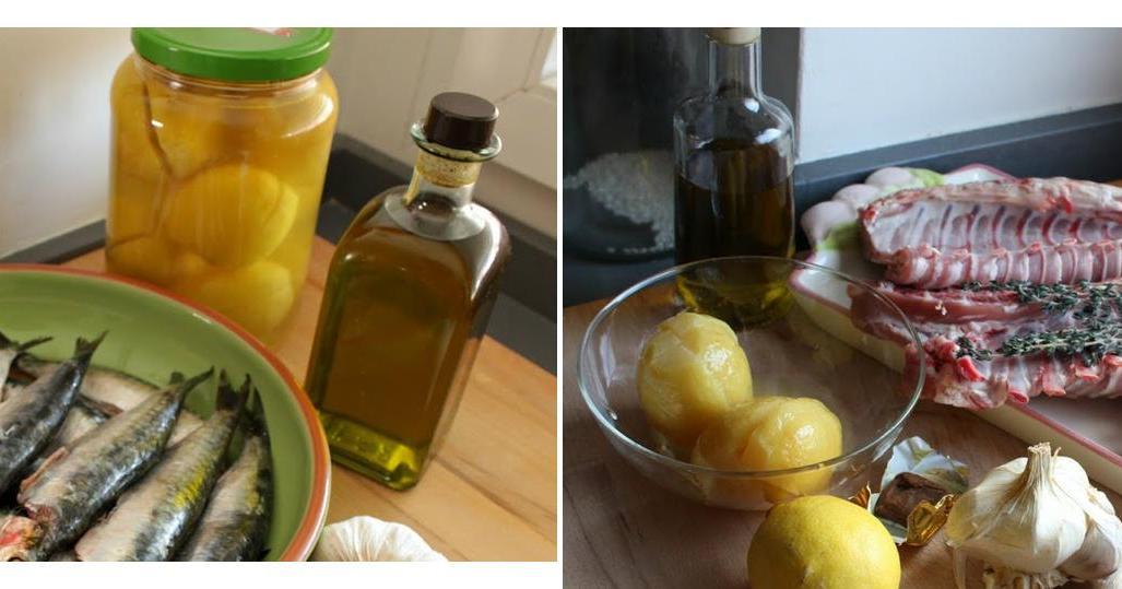 Preparamos en casa limones en salmuera o encurtidos