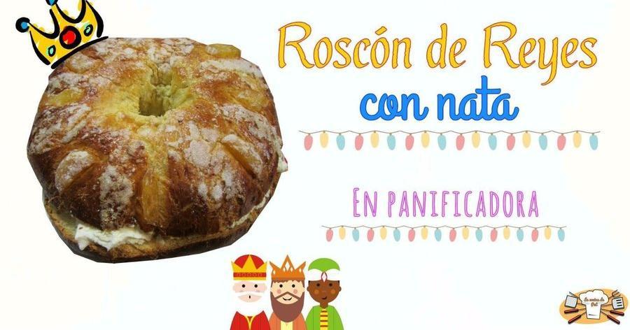 Cómo hacer el mejor Roscón de Reyes