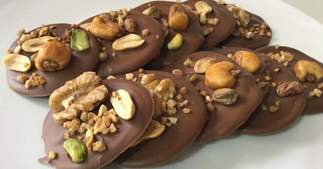 Músicos de chocolate